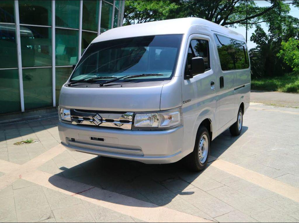 Suzuki Carry Kini Punya Versi Pintu Geser