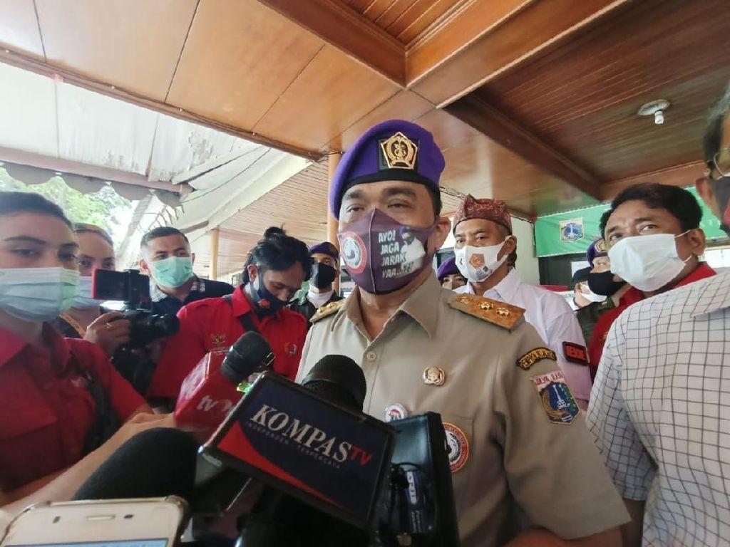 Wagub DKI Ungkap PMI Jakarta Kekurangan Stok Darah di Masa Pandemi