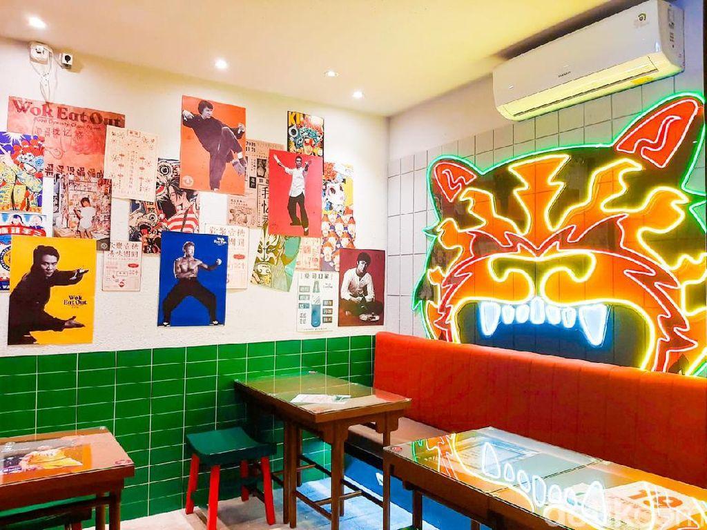 5 Resto China Kontemporer di Jakarta dengan Nuansa Vintage