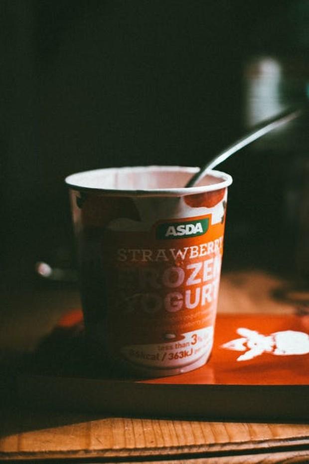 Yoghurt kemasan
