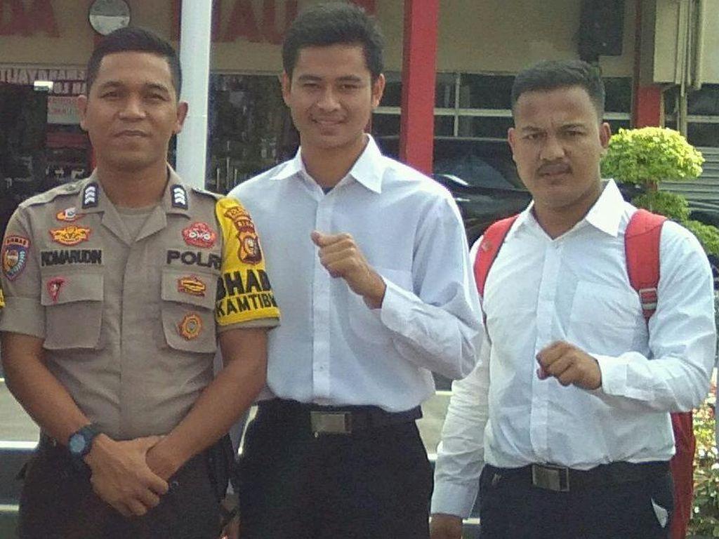 2 Anak Suku Pedalaman Talang Mamak di Riau Diterima Bintara Polri