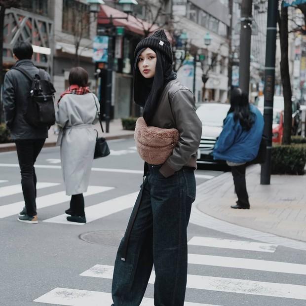 Aufa Tokyo, Rahmalia Aufa Yazid