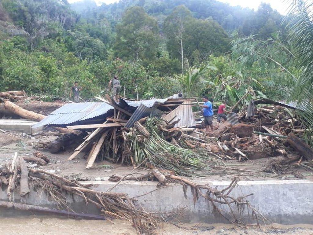 Banjir Bandang Terjang Aceh Tenggara, 48 Rumah Rusak