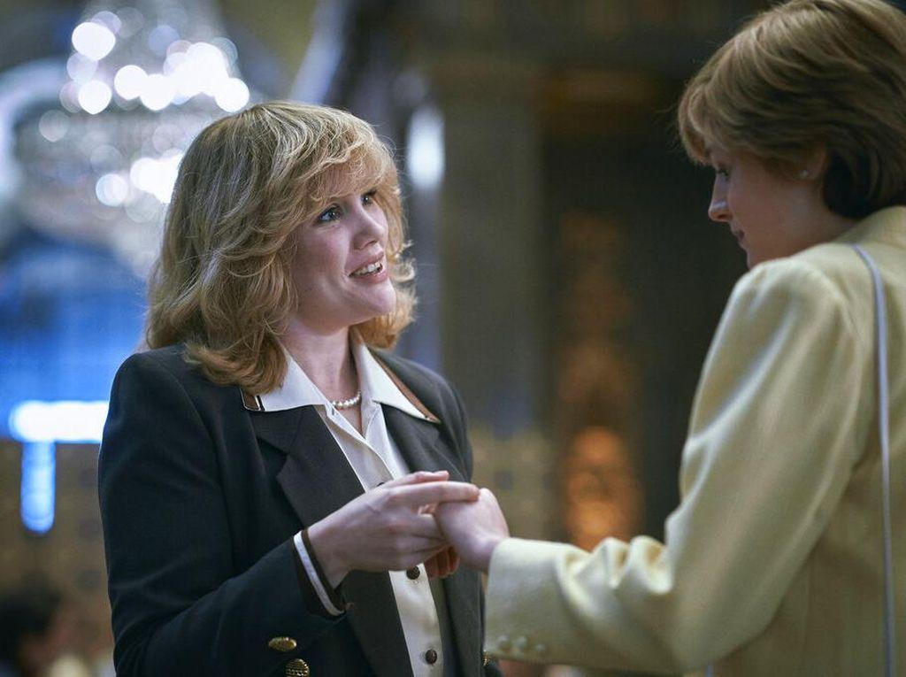 The Crown Musim 5 Siap Produksi, Olivia Williams Jadi Selingkuhan Charles