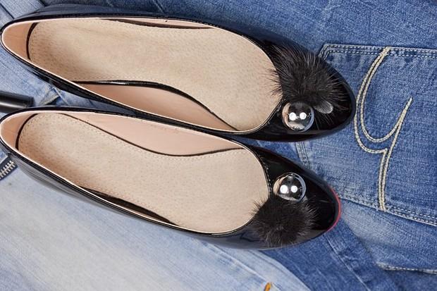 Jenis sepatu flatshoes