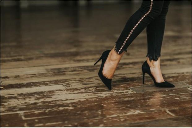Jenis sepatu hig heels