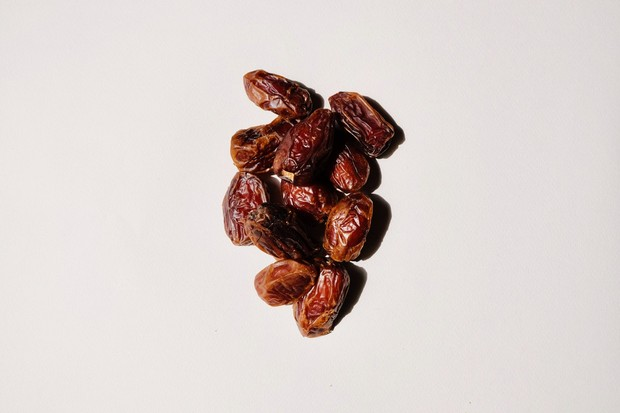 Ilustrasi buah kurma.
