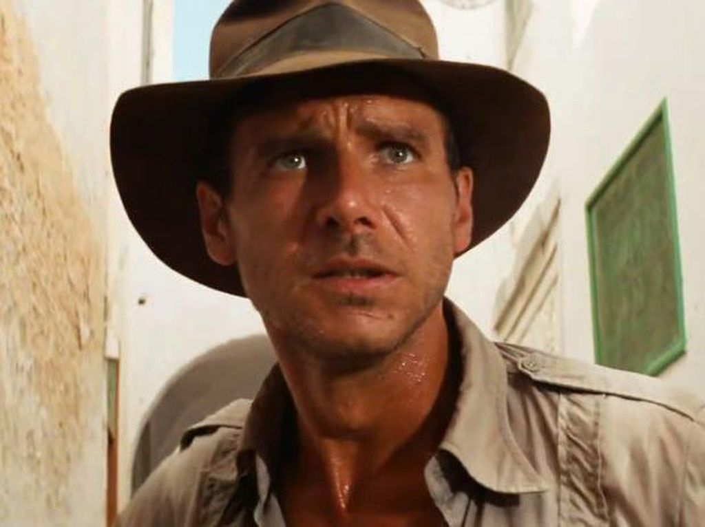 Sinopsis Indiana Jones: Raiders of The Lost Ark