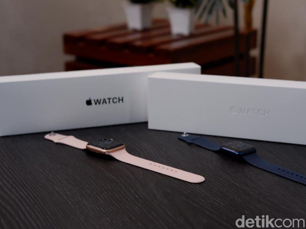 Ini Apple Watch Terbaru, Pilih Versi Murah atau Mahal?