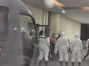 Sempat Dirawat di RS Polri, Jumhur Hidayat-Gus Nur Sembuh dari COVID-19
