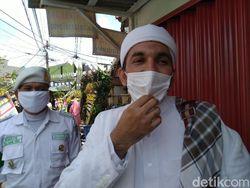 Eks Ketua FPI Shabri Lubis Akhirnya Ditahan Polisi