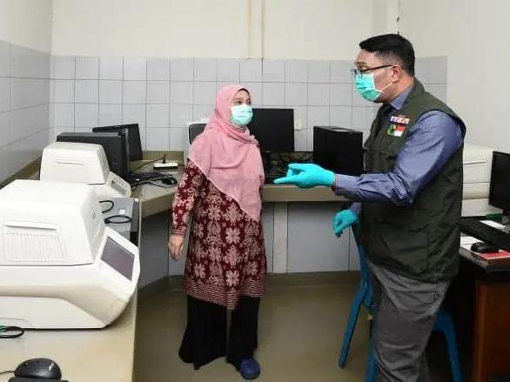 Ridwan Kamil Usul Tempat Vaksinasi Covid-19 di Gedung-gedung Besar