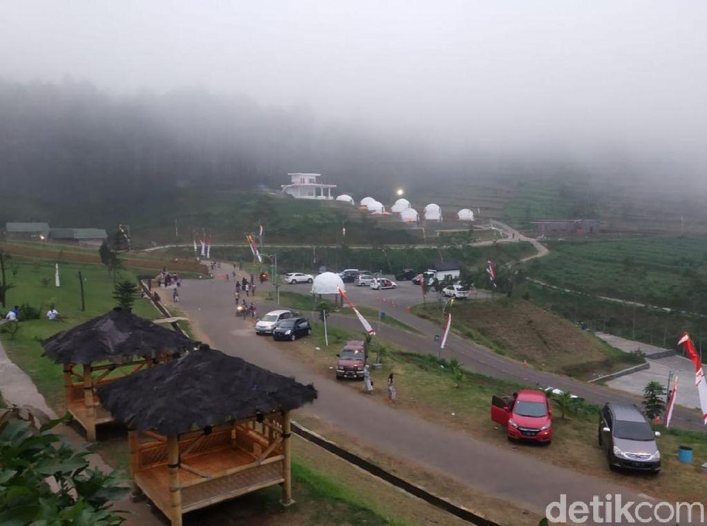 Lembah Indah Gunung Kawi, Wisata Hits Terbaru di Malang