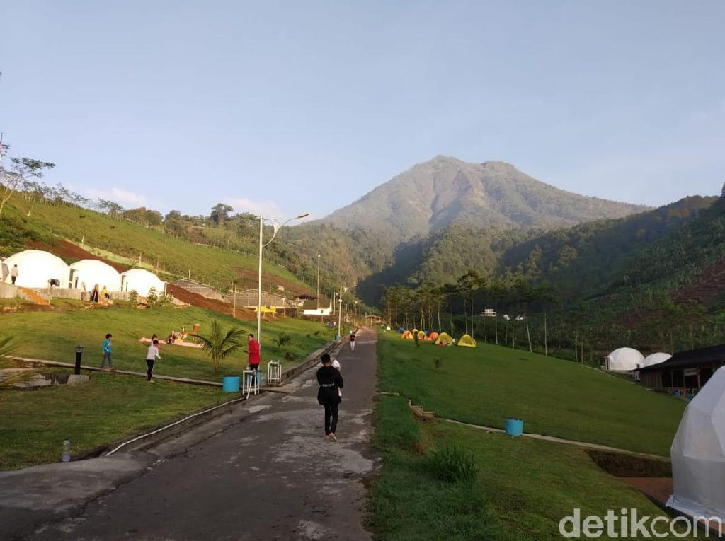 Ini Namanya Lembah Indah, Destinasi Baru dari Malang