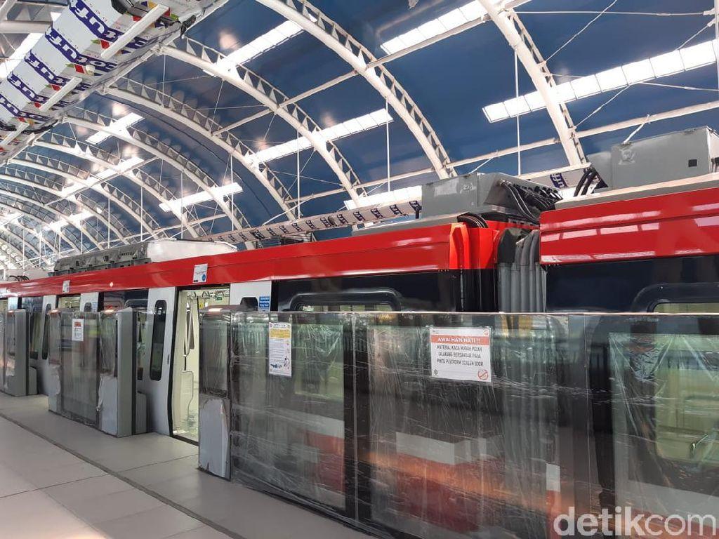Meluncur 2022, LRT Jabodebek Bisa Angkut 500 Ribu Penumpang