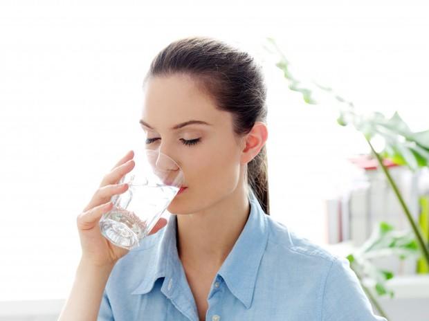 Dengan air putih akan memulihkan kondisi tubuh seperti semula.