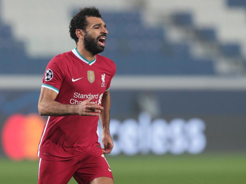 Liverpool Kehilangan Mo Salah Tiga Laga, Lawan Siapa Saja?