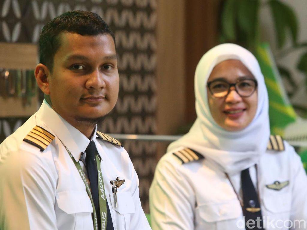 Pandemi Corona, Pilot Jadi Lebih Sering Bersih-bersih Sebelum Terbang