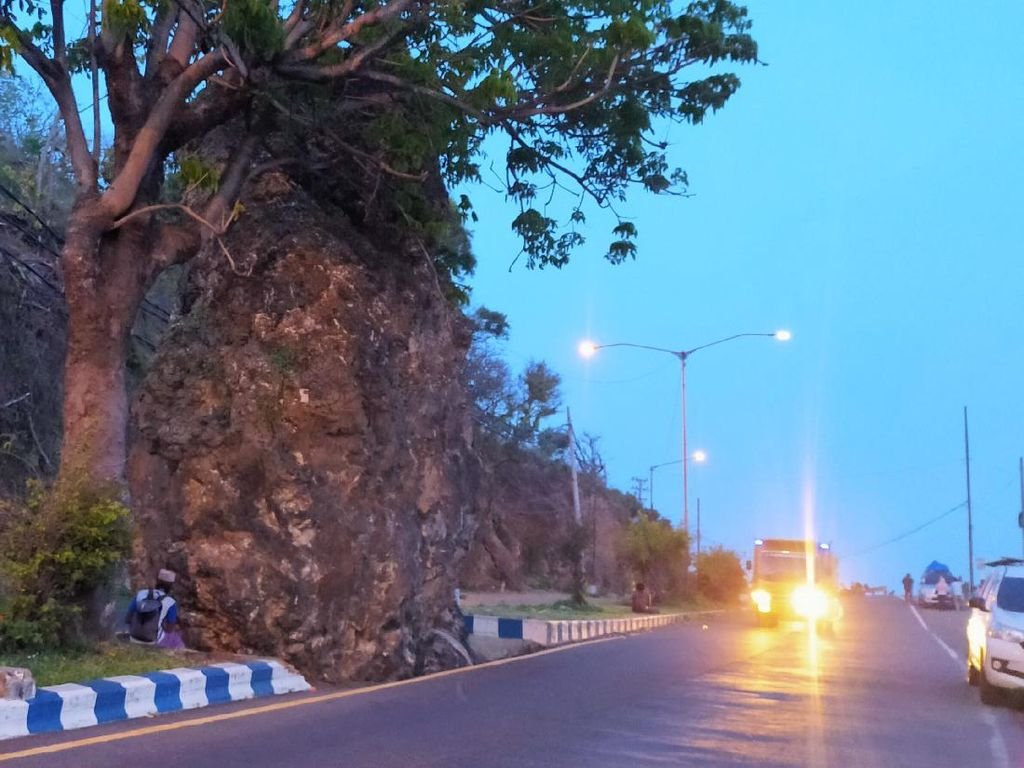 Sejarah Kawasan Watudodol yang Dikenal Angker, Gerbang Jalur Banyuwangi-Surabaya