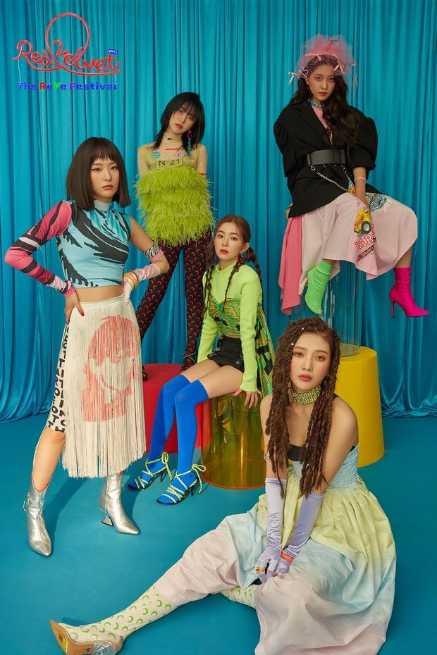 Red Velvet/ Foto: Koreaboo