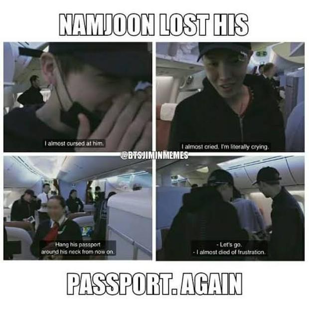 RM Kehilangan Paspor/ Foto: Amino Apps