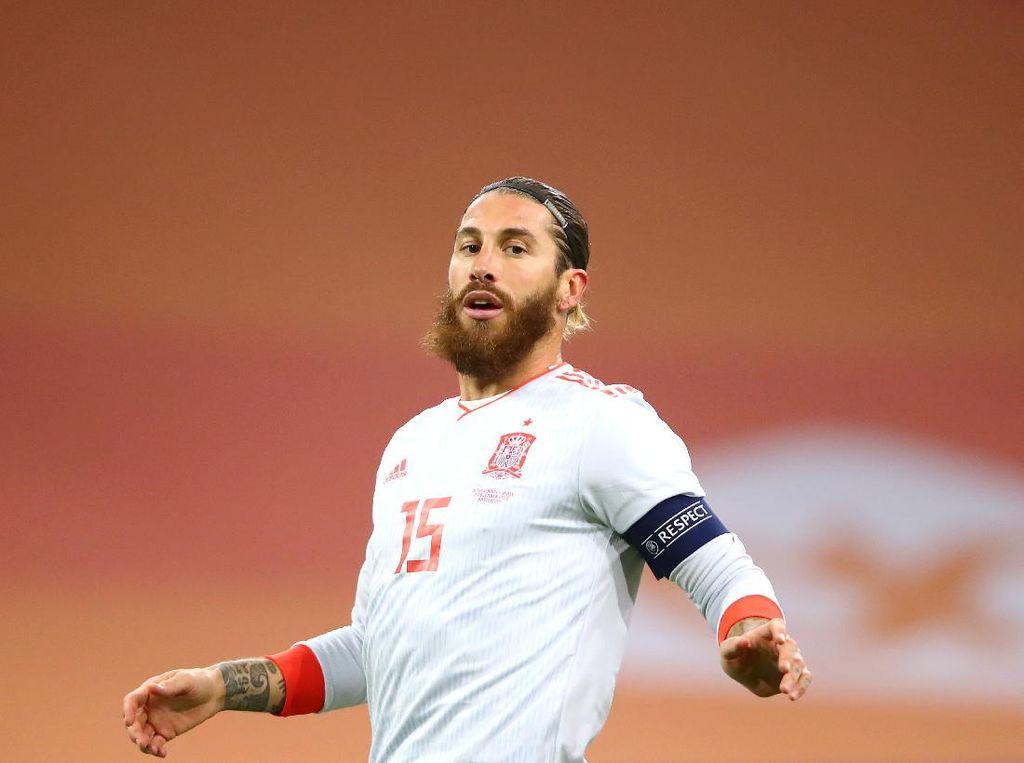 Sergio Ramos Tolak Tawaran Kontrak Baru di Real Madrid?