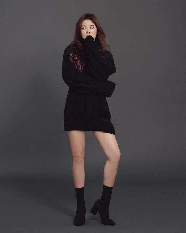 Song Hye Kyo/Instagram.com/kyo1112