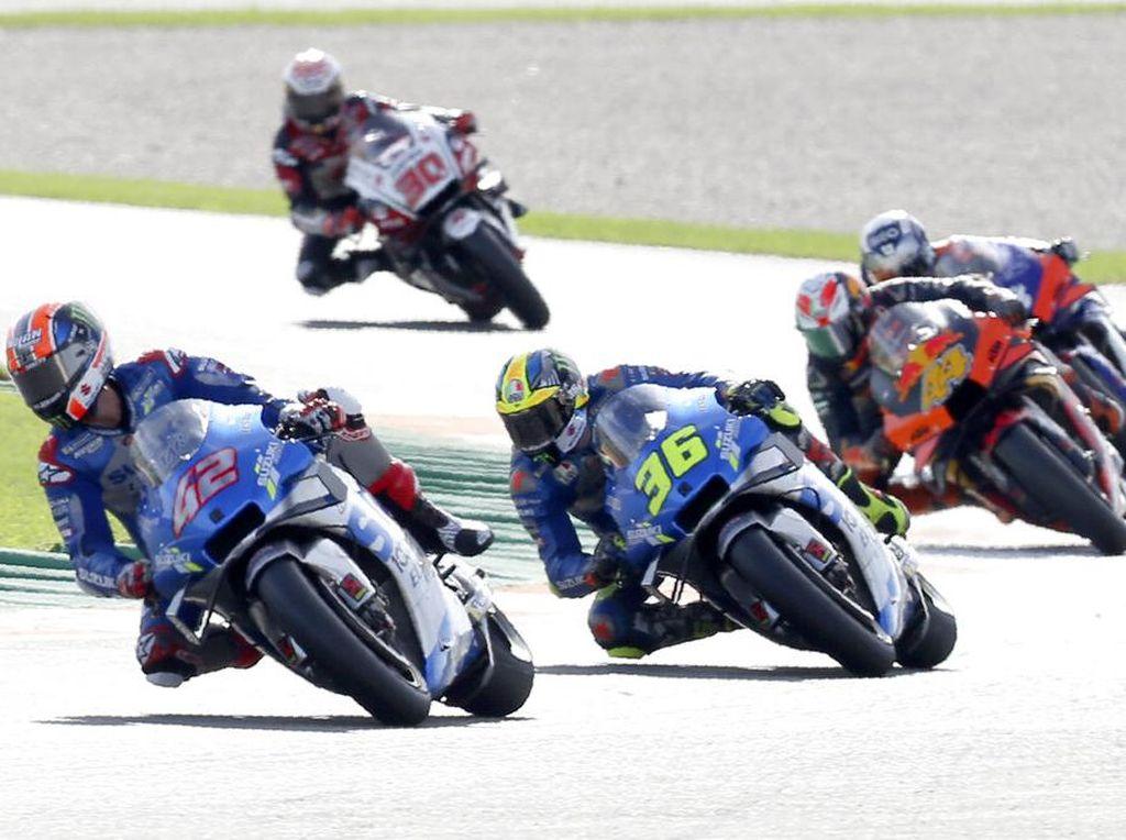 Link Live Streaming MotoGP Portugal 2020: Saksikan di detikSport!