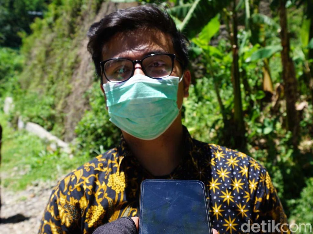 Pria Asal Surabaya yang Tersesat Usai Lihat Penampakan Perempuan Merasa Dihantui