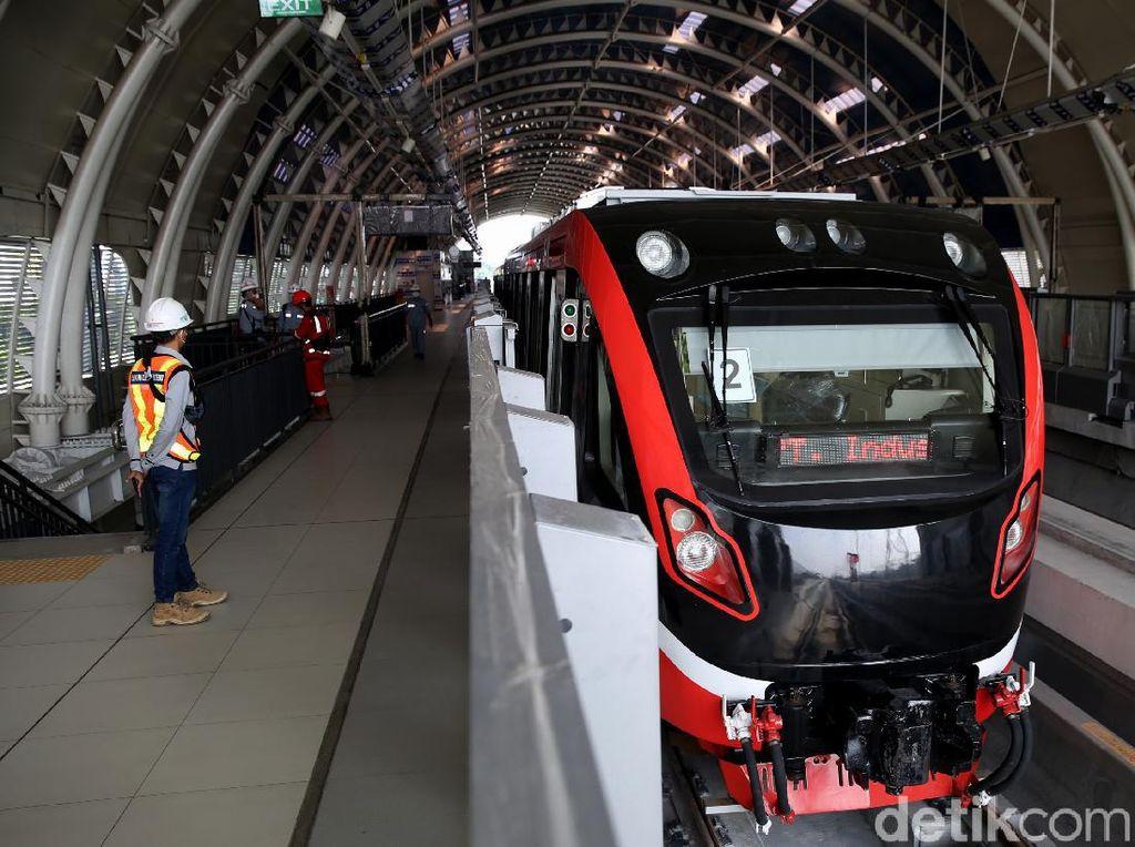 Cek! Ini 18 Stasiun LRT Jabodebek yang Beroperasi 2022, Lewat Rumah Kamu?