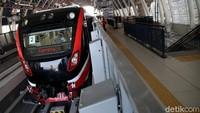 Lihat Nih Stasiun LRT Jabodebek, Keren Lho