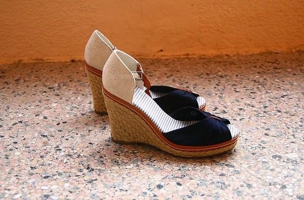 Jenis sepatu wedges