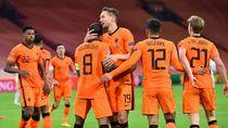 Video Wijnaldum Cemerlang, Belanda Kalahkan Bosnia 3-1