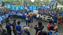 Aremania Minta Konflik 9 Tahun Dualisme Arema Dihentikan