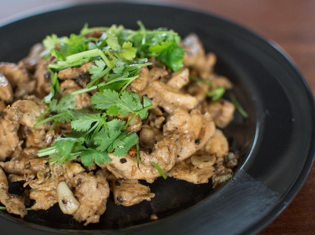 Resep Ayam Lada Hitam ala Restoran yang Gurih Pedas