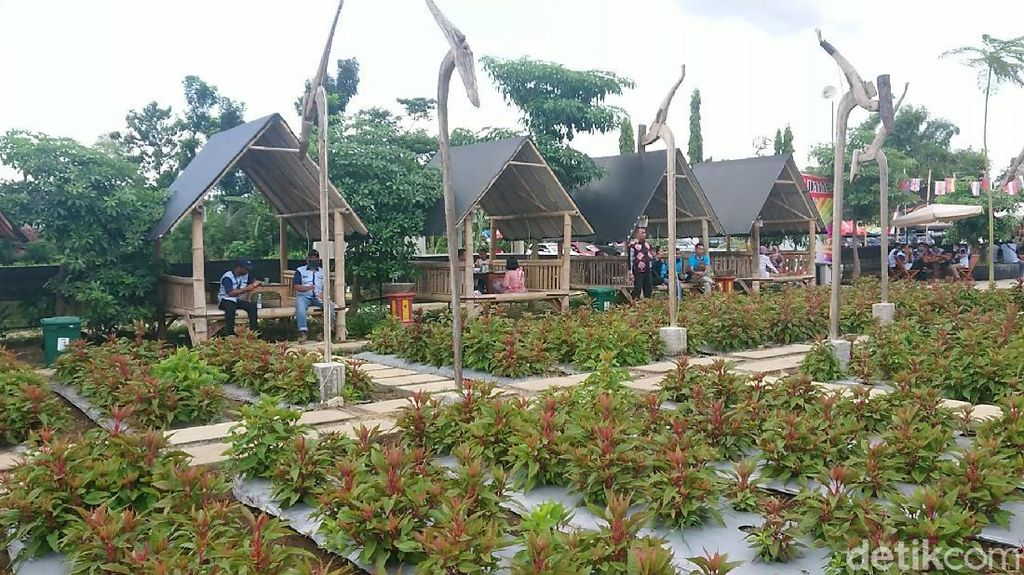 Desa Wisata Nangkula Park Tulungagung yang Lagi Hits