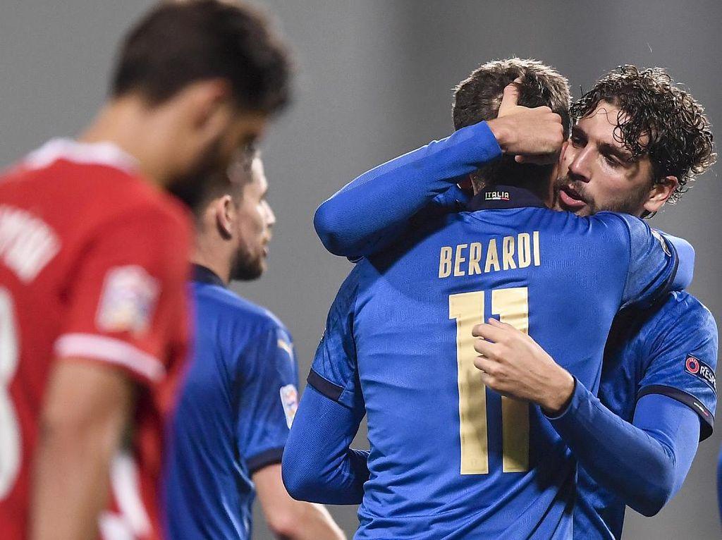 Hasil UEFA Nations League Tadi Malam
