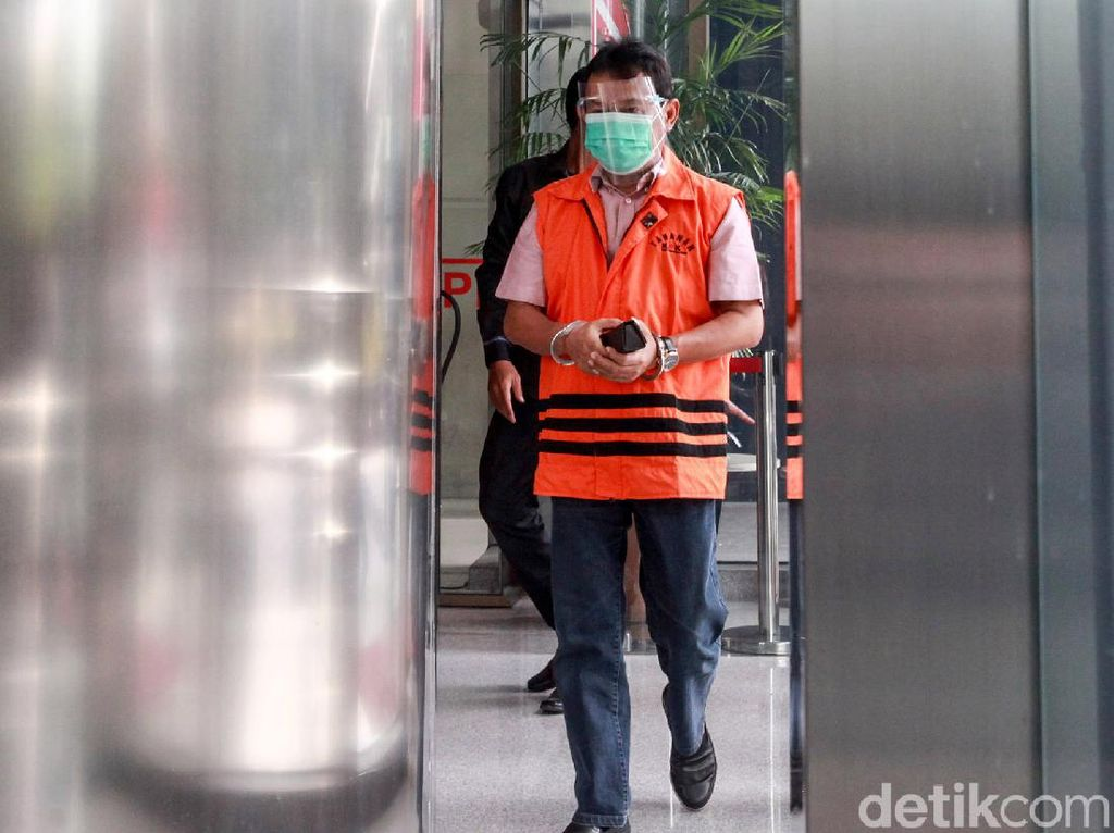 Kasus Rachmat Yasin, KPK Panggil Kadis Ketahanan Pangan Kabupaten Bogor