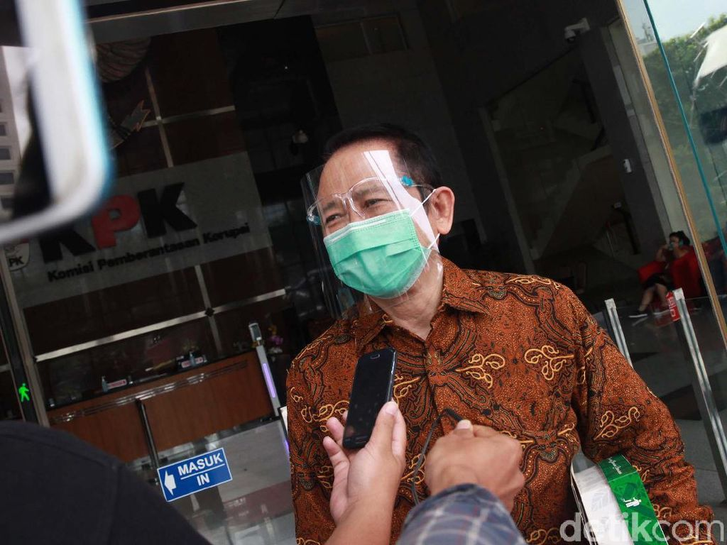 Marzuki Alie Bantah Pinjamkan Duit Rp 6 M untuk Suap Nurhadi: Ngawur!