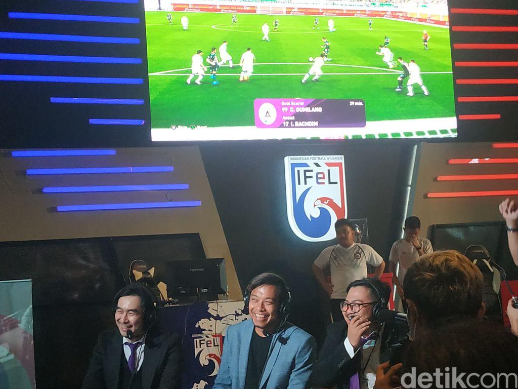 Turnamen eSport Indonesia League e-Football (IFeL), yang diikuti tim-tim eSports Shopee Liga 1, menjadi obat kerinduan tersendiri di tengah vakumnya sepakbola Indonesia.