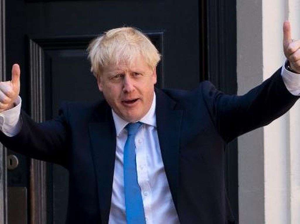 Inggris Resmi Tinggalkan Uni Eropa, PM Boris Johnson: Momen Luar Biasa