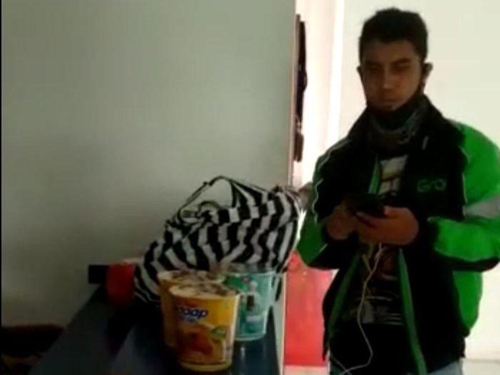 Selundupkan Sabu ke Lapas Mataram Lewat Cup Mi, Pria Berjaket Ojol Dibekuk