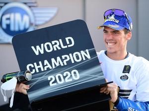 Juara Dunia MotoGP: Spanyol Lagi, Spanyol Lagi....