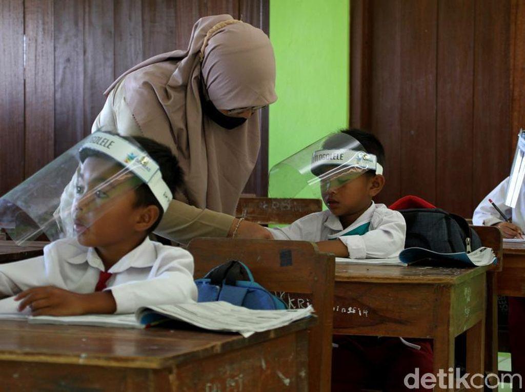 Sekolah Tatap Muka 2021, Anak-anak Siap Terapkan Protokol Kesehatan?