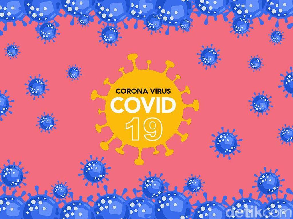 Ada 1.579 Kasus Baru COVID-19 Hari Ini, DKI Pecah Rekor