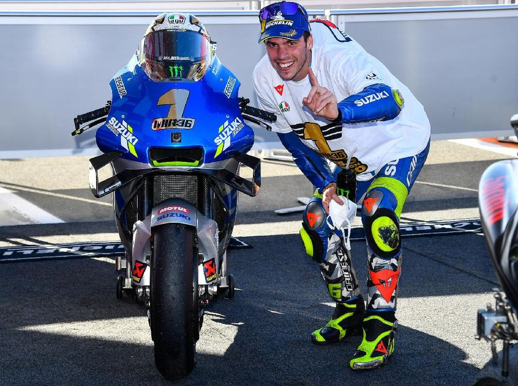 Mengenal GSX-RR, Motor yang Membawa Joan Mir Juara MotoGP 2020