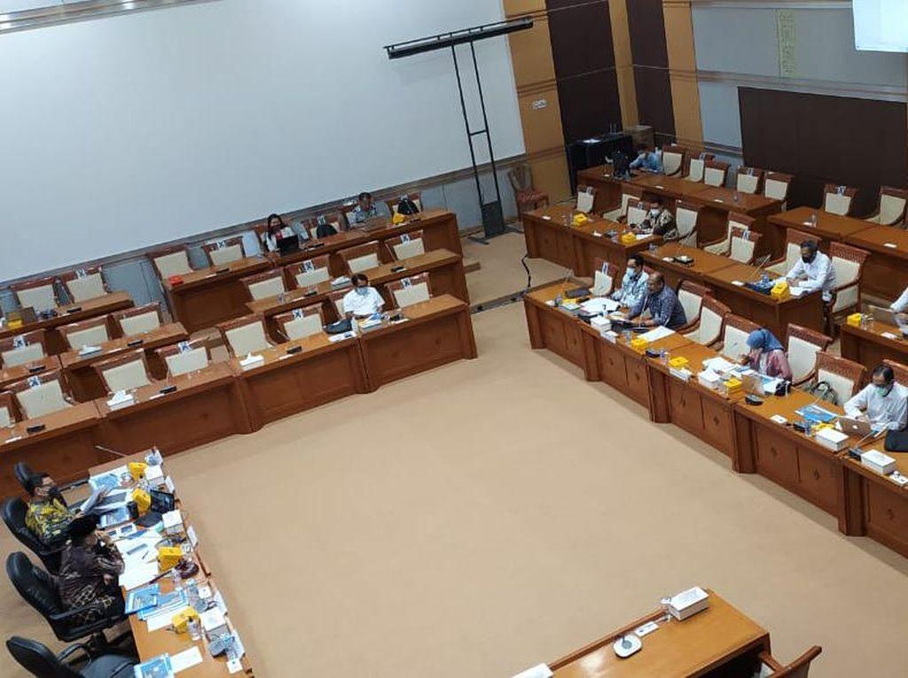 Komisi VIII-Pemerintah Sepakat Nama BNPB Masuk DIM RUU Penanggulangan Bencana