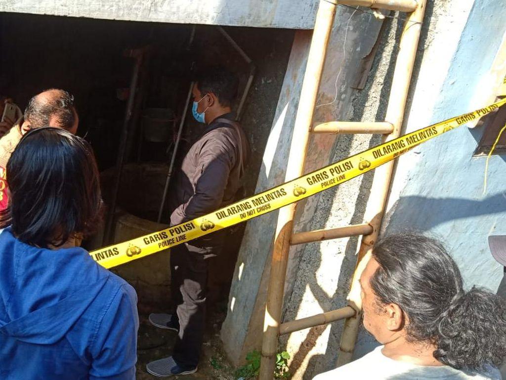 Perempuan Tewas di Sumur Depok Diduga Tunawisma, Polisi Ungkap Penyebabnya