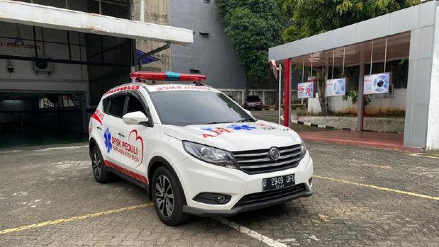 Model Mobil DFSK Dijual Jadi Ambulans