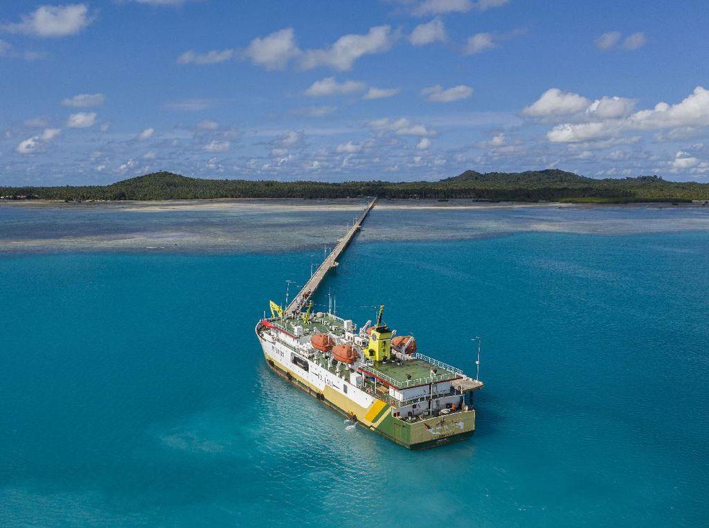 Pulau Laut, Mutiara di Ujung Natuna
